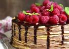 torta, palacinková torta, pohánka, pohánkové palacinky, zdravé palacinky, bezlepkové palacinky, recept, pancake cake