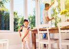 jarné upratovanie, domáci pomocníci, upratovanie na jar, čistá domácnosť, domáci pomocníci na upratovanie, očista po zime, jarná očista domácnosti