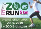 zoo run, beh, bratislava, medved, félix, bežecké podujatie, 2019, bežci, behsity, behame, kde behať v lete, leto, fit styl running team, fitastyl.sk