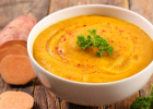batátová polievka, krém, recept, domáca, fitastyl.sk, fit, fitness, zdravie, wellness, kondícia, čo uvariť, zdravé recepty, obed, večera