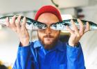 ryby, ako zdravo pripraviť, ako poznať čerstvú rybu, zdravie, fit, fitness, wellness, strava, fit