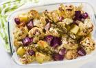 recept, karfol, pečenie, zapekaný, hlavné jedlo, fit, obed, večera, parmezán, syr, jedlo, vegetarián, zdravá strava, zdravie, chudnutie, životný štýl, mňam, recepty, domáce, gazdinka