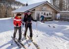 HOCHsteiermark, čas, lyžovanie, lyžovačka, zima, rodina, deti, výlet, kardio, lyžiarky, rakúsko, svah, kam ísť, v zime