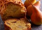 hruškový koláč, fit, mňam, recept, koláč, hrušky jeseň, domáce, recept, chlebík, zdravie, výživa, strava, zdravá, diéta,
