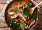 mungo fazuľa, obed, polievka, mäso, jedlo, fit, netradičné, recept, mňam, strava, diéta, výživa, zdravá