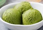 zmrzlina, matcha, mňam, domáca, fit, fitness, cream, icecream, zmrzka,