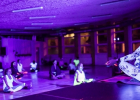 neon fit night, diana hô chi, fit, yoga, pound fit, piloxing, fitness, wellness, cvičenie, workout