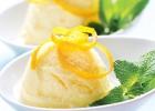 Zmrzlina z gréckeho jogurtu s medom