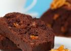 Čokoládový koláč z topinamburovej múky