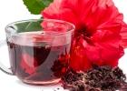 Vyrobte si svoje vlastné mixované čaje. Tip na 3 skvelé čaje s ibištekom
