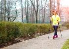 Nordic walking - prirodzený pohyb a najlepší spaľovač kalórií.