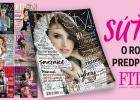 Pozor, SÚŤAŽ!!! Vyhrajte ročné predplatné časopisu FIT štýl!