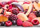 Chutné lyo ovocie dodá energiu aj vitamíny