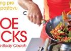 Máme výhercov aprílovej FIT štýl súťaže o knihu JOE WICKS: LEAN IN 15