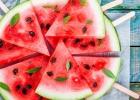 Potraviny, ktoré nás v lete prirodzene ochladia