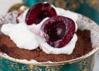 Čokoládový mousse - dezert bez cukru a múky.