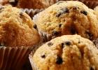Fit muffiny s jablkom, orechmi a ovsenými vločkami