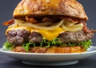 Hamburger z teľacieho mäsa