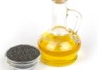 Makový olej - zdravá a lahodná pochúťka nie len do kuchyne