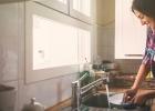 Aké pravidlá čistoty platia pre kuchynský drez a odpadkový kôš?