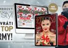 FIT štýl v decembri: zdravé pečenie, tipy na darčeky a ako byť fit počas sviatkov