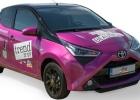 Toyota Aygo na víkend či balíček kozmetiky trend IT UP? Pozývame ťa na októbrovú roadshow.