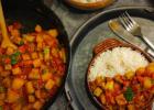 Gromovci v kuchyni: kalerábové kari