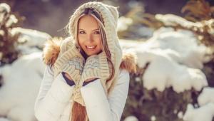 ako chrániť pleť pred zimou, starostlivosť, tvár, skin, koža, ruky, pery, začervenanie, hydratácia, krása, wellness, zdravie