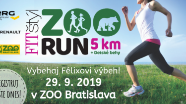 zoo run bratislava