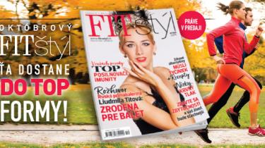 nový fit štýl, oktober, članky, fitness, fit, chudnudie, zdravie, diéta, ženy, životný štýl, čítanie, recepty, zdravo, šťastie, ako na zdravý život