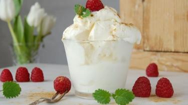 Vegánske zmrzliny