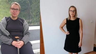 Za 10 mesiacov mínus 20 kíl: Ťažké začiatky a zmenený život