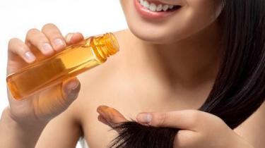Olejové  zábaly na posilnenie vlasov
