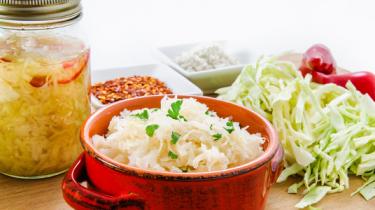 FERMENTOVANÉ POTRAVINY: Jedzte ich a črevá sa vám poďakujú