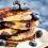 ako pripraviť lievance, mňam, čučoriedky, raňajky, mandľové, zdravé, zdravie, fit, chudnutie, zdravá strava, jedlo fitness, fitastyl.sk, čo si dať na raňajky, recept