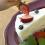 cheesecake, raw, kokos, torta,nepečený, koláč, ovocie, jahody, čučoriedky,