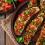 recept, vegetarián, baklažán, mňam, paradajka, paprika, večera, obed, jedlo, chudnutie, zdravá strava, fit, bielkoviny,