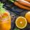 Sladké mrkvové smoothie