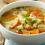 Pomaly sa nám zjarnieva a slniečko ukazuje svoje prvé teplejšie lúče. Ideálny čas pripraviť si sviežu, ľahkú zeleninovú polievku.