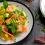 Vďaka lososovi doplníte bielkoviny, pomaranč príjemne osvieži a poteší chuťové bunky, a zelené listy sa postarajú o prísun vlákniny, vitamínov a správne trávenie.