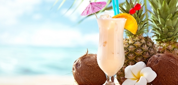 piňacolada, piňa colada, nealko, drink, nápoj, kokos, ananás, mňam, fit, fitness, laktofree, bez laktozy, bez lepku