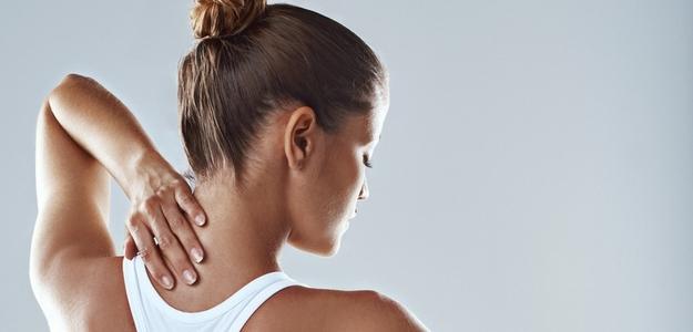 krčná chrbtica, bolesť, liek, liečba, pomoc, akútna, krk, stuhnutý, blok, seknutie, pomoc pri bolesti krčnej chrbtice