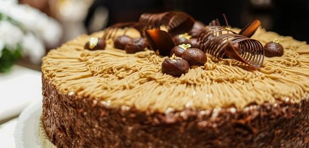 recept, gaštanový koláč, torta, fit, mňam, chudnutie, zdravo, fitastyl.sk, jedlo, domáci, dezert, bezlepku,