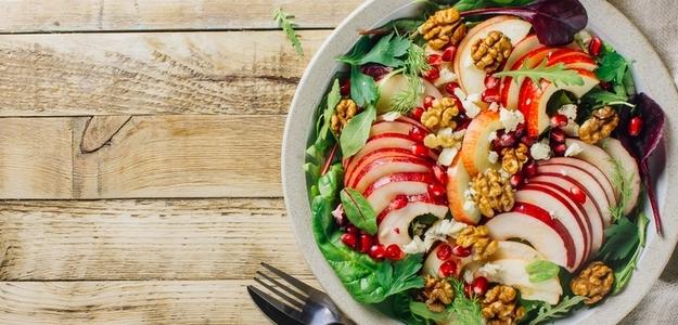 šalát, fit, mňam, recept, zdravie, výživa, strava, zdravá, diéta,