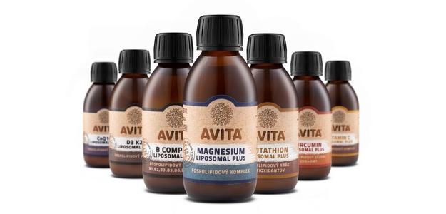 avita, lipozomálna forma vitamínov, čo to je, doplnky výživy, zdravie, zdravo, prírodné,
