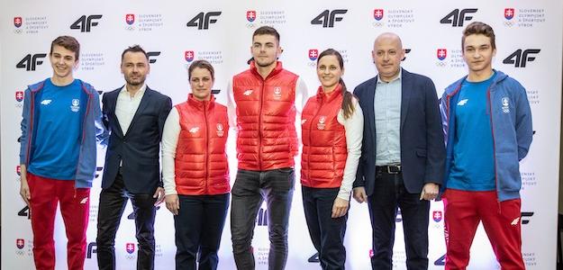 Naši olympionici dostanú nové oblečenie