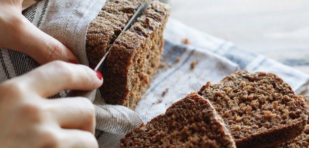 Ražný nekysnutý chlebík