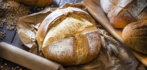 Zdravé nezdravé: rýchle fit chlebíky bez kvásku
