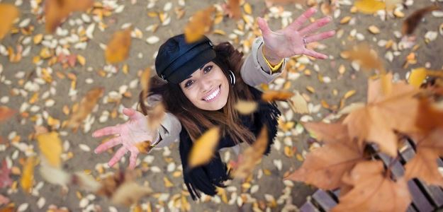 Jesenná melanchólia