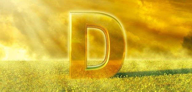 Vitamín D zdroje